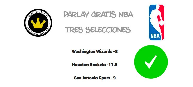 Parlay del point guard ¡ACERTADO!