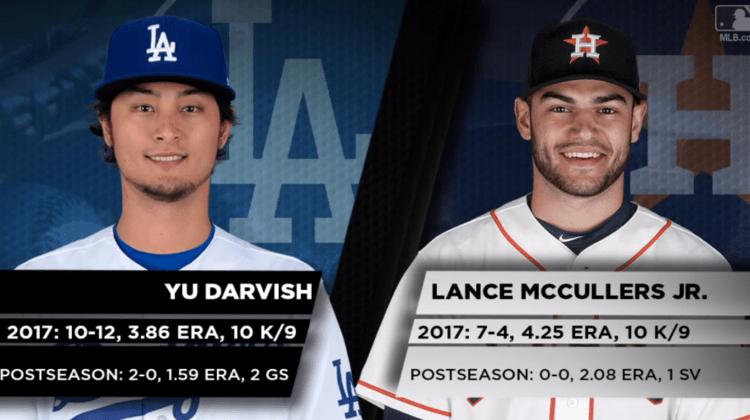 Pronósticos MLB |27-10-2017 | Serie Mundial | Juego 3