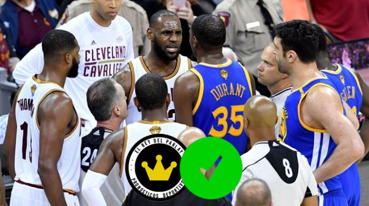 100% efectivos en la Final de la NBA ¡Acertados de 5-5!