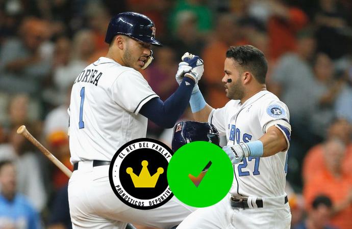apuestas beisbol mlb