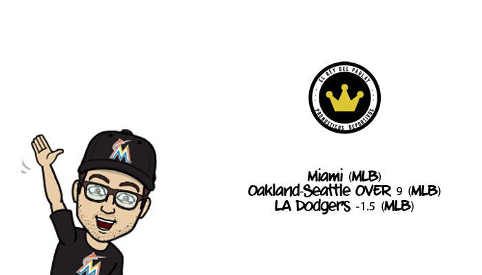 pronosticos mlb picks