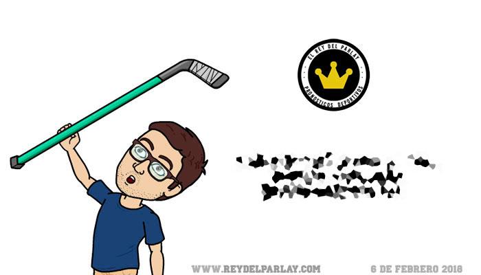 6-2-2018 | Noche de NHL