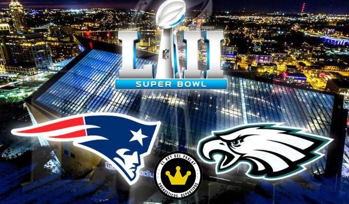 NFL | Pronostico Super Bowl LII: Philadelphia Eagles vs. New England Patriots