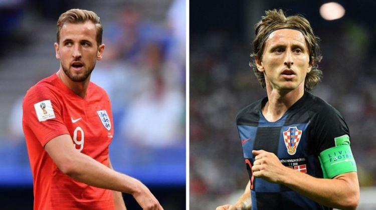 Inglaterra vs. Croacia | Semifinal Mundial Rusia 2018 | 11-7-2018