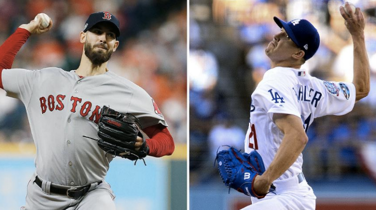 MLB | Pronósticos Serie Mundial 2018 – Juego 3 | Boston Red Sox vs. Los Angeles Dodgers