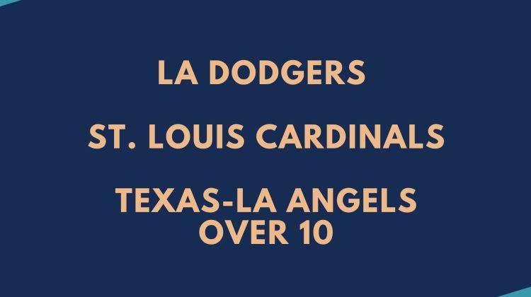20-9-2020 | Parlay de Grandes Ligas