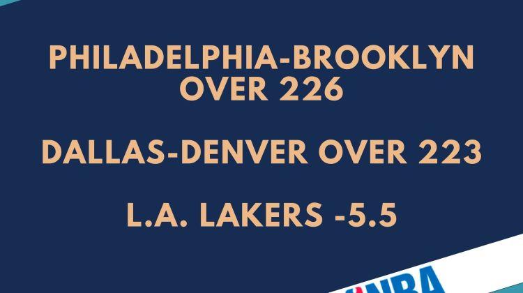 7-01-2021 | Jueves de NBA (Parlay de 3)