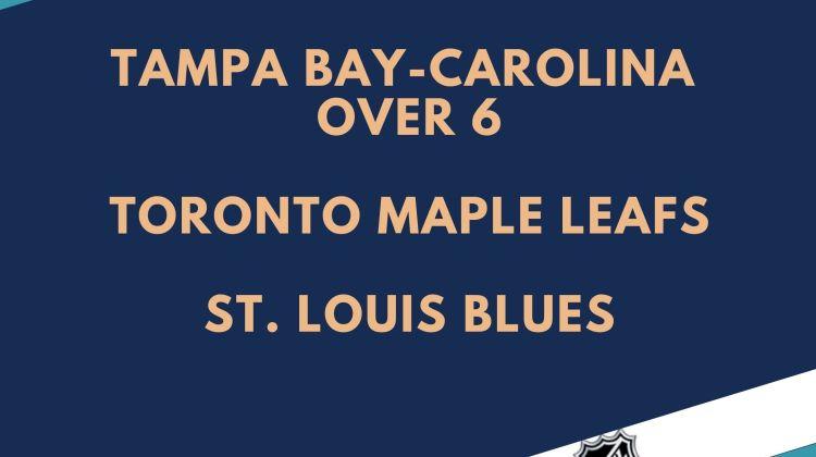 22-02-2021 | Iniciando la semana con trio de NHL (Parlay gratis)