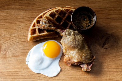 Duck & Waffle-the Duck & waffle