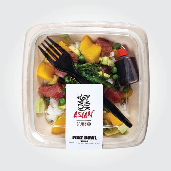 Poke bowl - Tuna - Reykjavík Asian