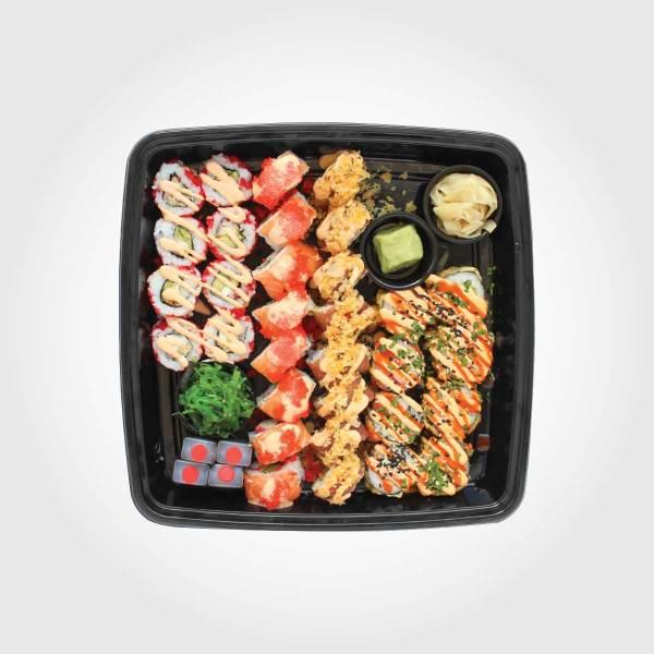 Veislubakkar - Deluxe Sushi - Reykjavík Asian