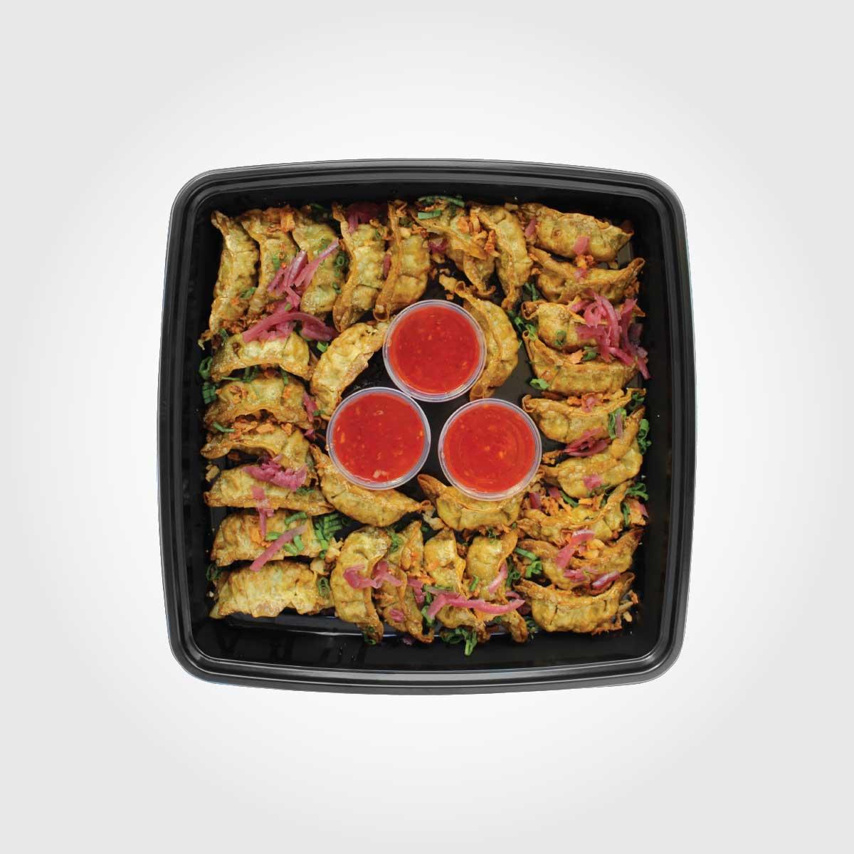 Veislubakkar - Vegan Dumplings - Reykjavík Asian