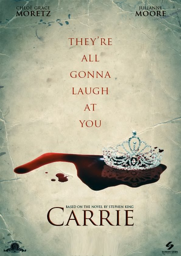 They Are All Going To Laugh At You : going, laugh, They're, Gonna, Laugh, Carrie., Alexander's, Bookshelf