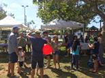 Ice Cream Social at Reyneir Park, Los Angeles, Ca on Sunday July 30, 2017.