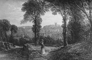 Walter Scott, Woodstock (1826) Woodstock