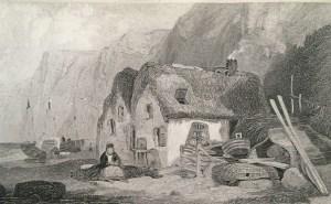 Cliffs near Arbroath