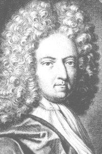 Daniel Defoe (c.1660-1731).