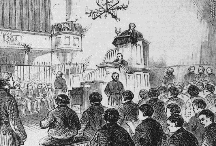 Newgate Christmas Sermon