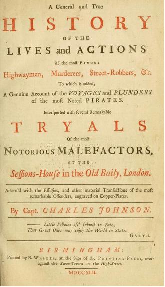 Johnson title page
