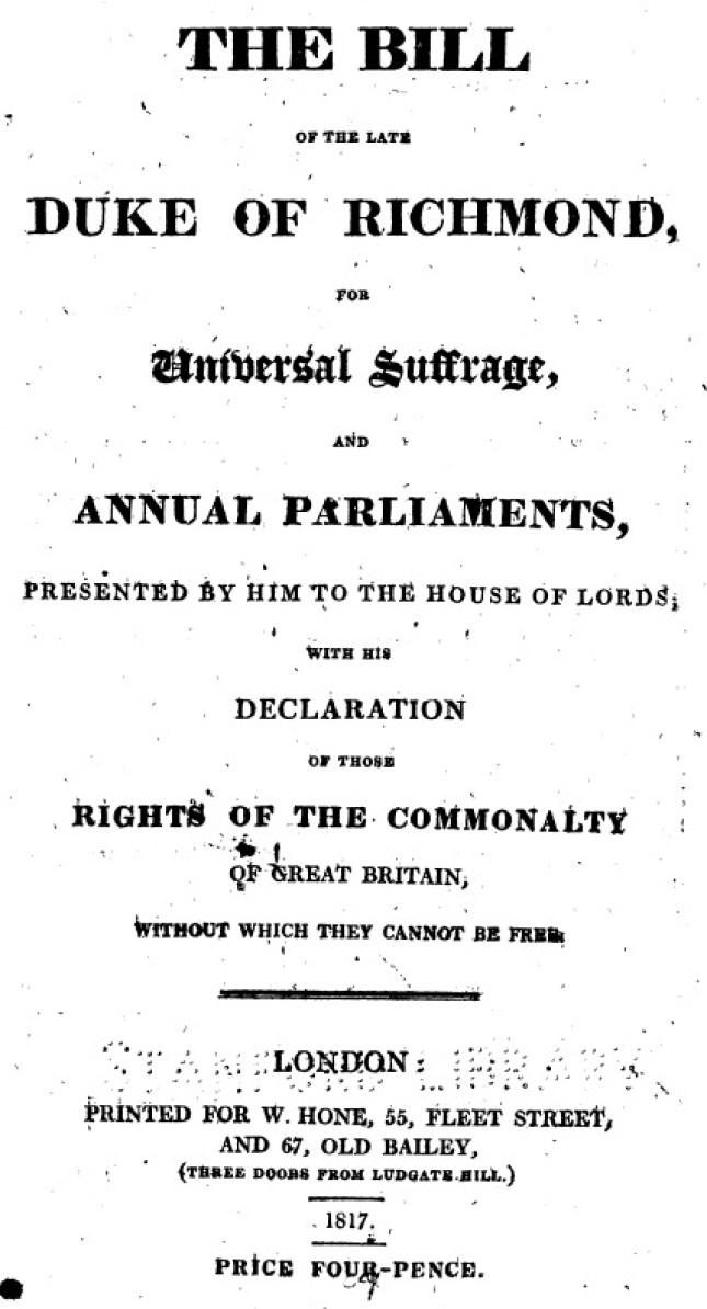 Richmond Bill