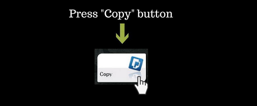 press-copy-button