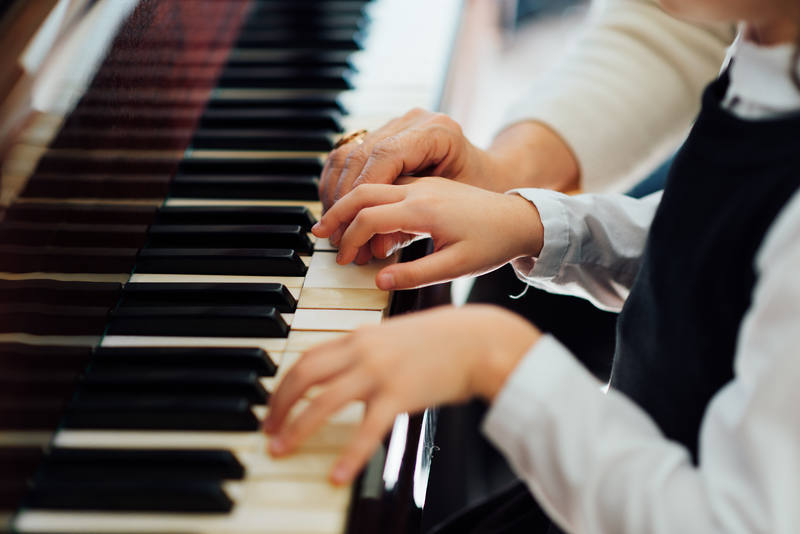 The Sweet Reward of Making Piano Your First Instrument