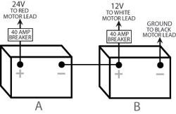 two battery wiring diagram 2006 subaru forester radio trolling motor