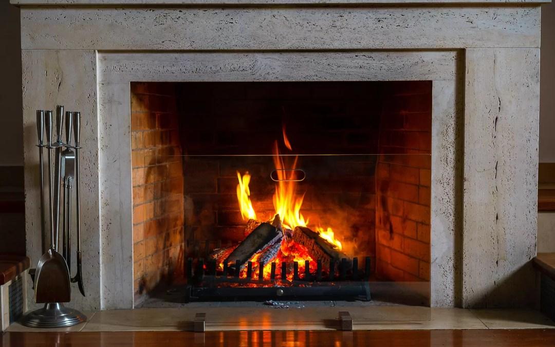 Tulsa Fireplace Makeover