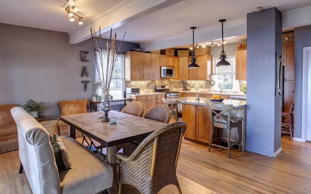 renovate a kitchen