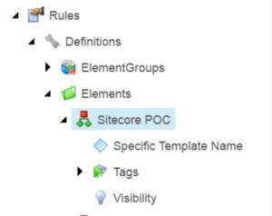 create-custom-personalization-rule-create-element-folder