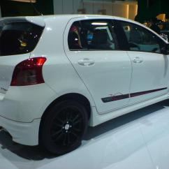 Toyota Yaris Trd Pelindung Radiator Grand New Avanza 11 Auto 2000 Cabang Cibinong 1024 768 In