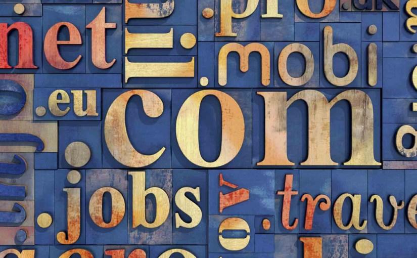Choosing a Good Domain Name ? Tips and Tricks