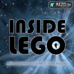 Inside LEGO