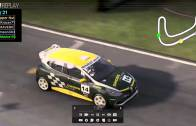 Global Sim Racing Clio Cup Round 4 1:30:16