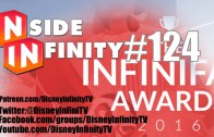 Inside Infinity 124 – The one where we talk the Infinifan Awards