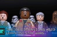 Inside Dimensions #023 – Leaks and Star Wars