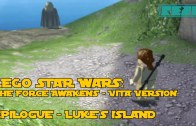 LEGO Star Wars the Force Awakens – PS VITA – Epilogue – Luke's Island