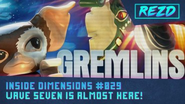 Inside Dimensions #029 – Wave Seven is Almost Here!