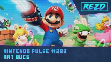 Nintendo Pulse #289 – Art Bugs