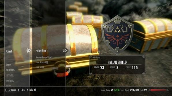 That shield looks familiar!