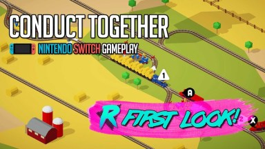 Conduct Together - First Look - Nintendo Switch