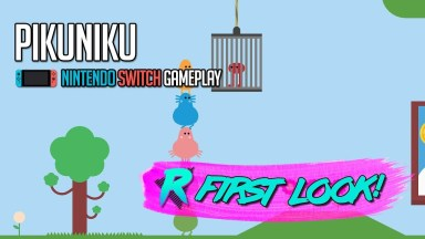 PikuNiku - First Look - Nintendo Switch