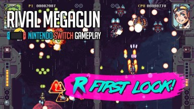 Rival Megagun - First Look - Nintendo Switch