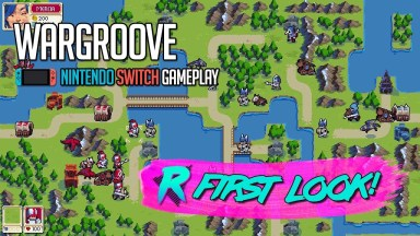 Wargroove - First Look - Nintendo Switch