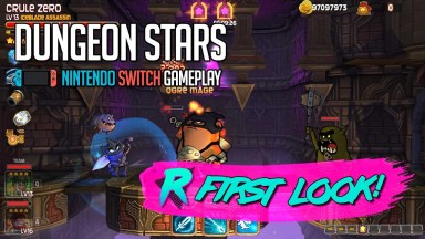 Dungeon Stars - First Look - Nintendo Switch