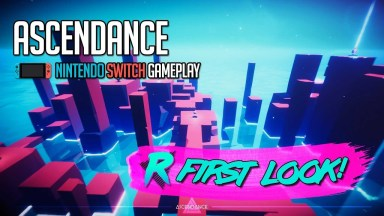 ASCENDANCE - First Look - Nintendo Switch Gameplay