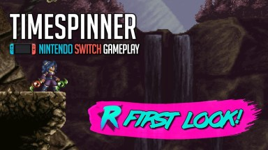 Timespinner - First Look - Nintendo Switch Gameplay