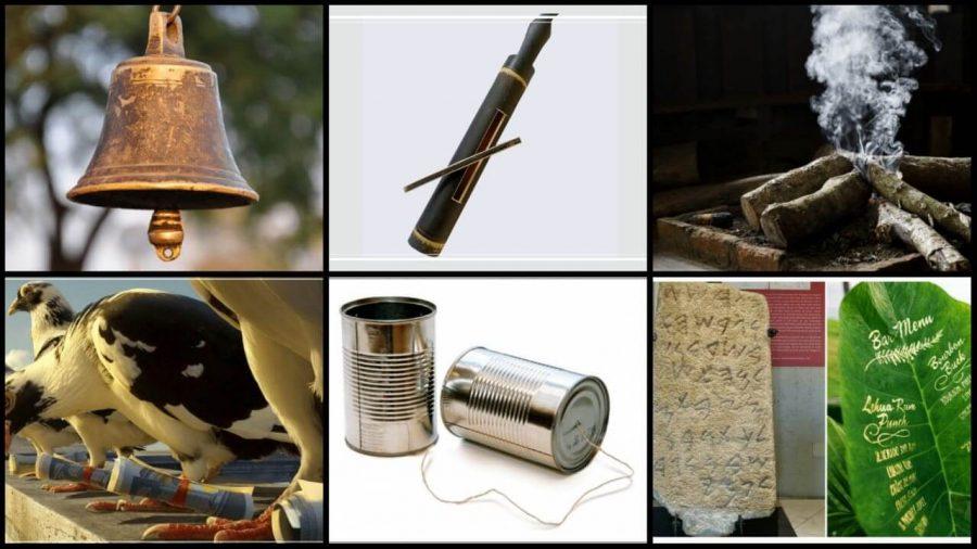 alat komunikasi zaman dahulu