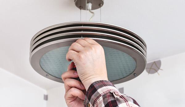 cara memperbaiki lampu led yang rusak