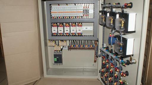 Ukuran panel listrik